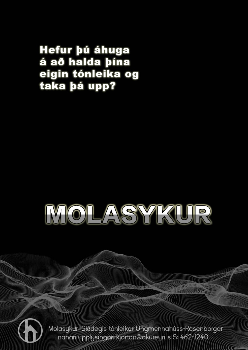 molasykur pitch plakat